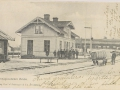 Trainstation-Bersbo-CG-Löfgrens-postcard-to-Anna